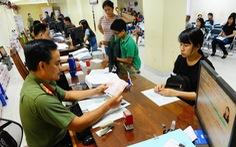 Đến hết 2020, Bộ Công an hoàn thành cơ sở dữ liệu dân cư TP.HCM