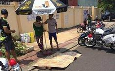 Nam thanh niên chơi bida bị bắn chết ngay bên lề đường