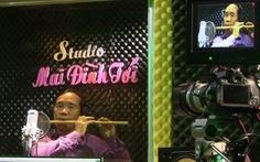 'Quái kiệt' Mai Đình Tới với studio cùng nhạc cụ tự chế