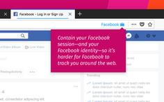 Mozilla cung cấp 'vũ khí chống Facebook' cho người dùng Firefox