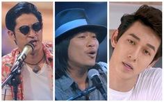 Kiều Minh Tuấn, Huy Khánh và Song Luân hát nhạc phim Lật mặt