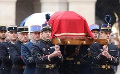 Cả nước Pháp xúc động tưởng niệm vị trung tá hi sinh cứu dân
