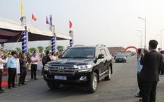 Đà Nẵng thông tuyến đường Nguyễn Tất Thành nối dài