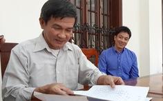 Trả hồ sơ vụ sà lan tông sập cầu Ghềnh, cho 2 bị cáo tại ngoại