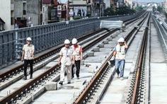 Đường sắt Cát Linh - Hà Đông lùi tiến độ chạy thử đến quý 4