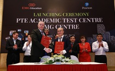 Thêm một trung tâm đánh giá chuẩn tiếng Anh tại Hà Nội