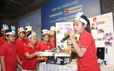 Samsung xúc tiến lan tỏa phương pháp giáo dục STEM ở Việt Nam