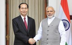 Việt Nam và Ấn Độ đặt mục tiêu thương mại 15 tỉ USD