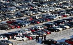 Không có xe hơi dưới 9 chỗ mở tờ khai nhập khẩu sau Tết