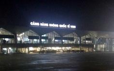 Phạt Cảng hàng không Vinh 40 triệu đồng vụ sân bay bị đột nhập