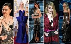 Những tên tuổi nổi tiếng đến Oscar lần thứ 90 để trao giải