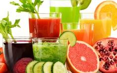 Cách sử dụng nước ép tốt cho sức khỏe