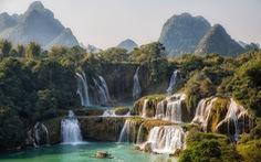 'Điểm mặt' những thác nước hùng vĩ nơi biên giới