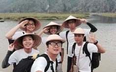 Xem Ninh Bình cực chất trong video của người trẻ Việt