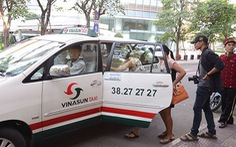 Ngành thuế bác chuyện Vinasun nhượng quyền taxi cho lái xe