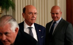 Bộ trưởng Mỹ: Chúng tôi không muốn chiến tranh thương mại