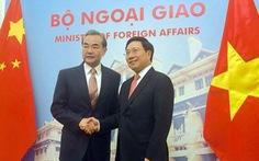 Phó Thủ tướng đề nghị không làm phức tạp tình hình ở Biển Đông