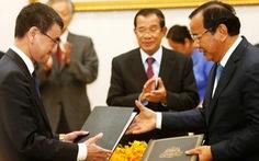 Campuchia trong cuộc cạnh tranh Trung - Nhật