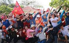 Hội trại sinh viên Việt Nam - Lào - Campuchia 2018