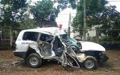 Gặp tai nạn khi đi đưa người thân đi cấp cứu, 3 người tử vong