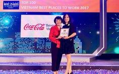 Coca-Cola, nhà tuyển dụng được yêu thích tại Việt Nam