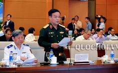 Trình Quốc hội dự Luật cảnh sát biển