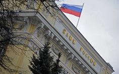Thị trường Nga hoảng loạn vì lệnh trừng phạt mới của Mỹ