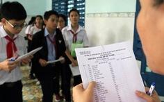 Sai lầm cần tránh khi đăng ký nguyện vọng lớp 10 tại TP.HCM