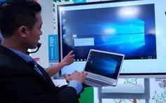Samsung ra mắt bảng điện tử Samsung Flip