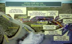 Tước quyền điều hành của Giám đốc Ban quản lý dự án hàng hải
