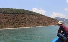 Xử lý 5 đối tượng phá rừng tại vịnh Vân Phong