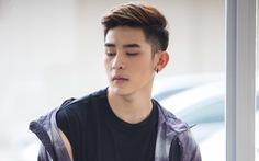 'Trai đẹp' Trần Minh Trung đi thi Nam vương Quốc tế 2018