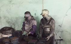 Tịch thu cả tấn hóa mỹ phẩm làm từ... bột than tre