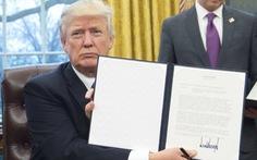 Khi tổng thống Mỹ nhắc chuyện TPP