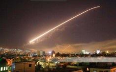 Syria khoe đánh chặn được tên lửa của Mỹ