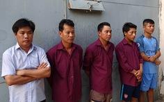 """Bắt đàn em Ngọc """"sẹo"""" trong vụ nổ súng 'như phim' ở Nhơn Trạch"""