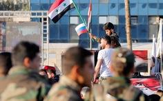 Tổng thống Syria vẫn đến Dinh làm việc