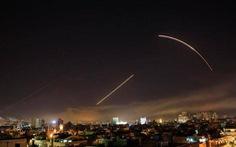Vì sao Nga không đánh chặn tên lửa liên quân bắn vào Syria?
