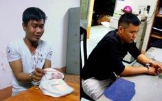 Bị kiểm tra nồng độ cồn, 3 thanh niên chém cảnh sát bị thương
