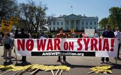 Liên quân không kích Syria: Tất cả đều đạt mục đích