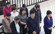 Y án chung thân cựu đại biểu Quốc hội Châu Thị Thu Nga