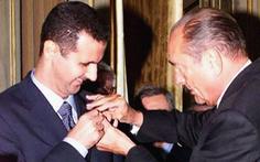 Pháp đòi Bắc đẩu bội tinh đã trao cho tổng thống Syria