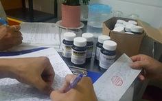 Thuốc chữa ung thư bằng bột than tre của Vinaca xuất hiện ở TP.HCM
