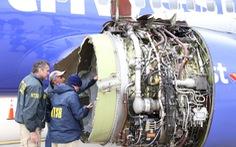 Video hành khách thiệt mạng vì bị hút ra ngoài cửa sổ máy bay