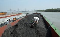 Cảnh sát biển bắt tàu chở 1.200 tấn than không giấy tờ