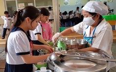Bộ GD-ĐT yêu cầu hội phụ huynh giám sát an toàn vệ sinh thực phẩm