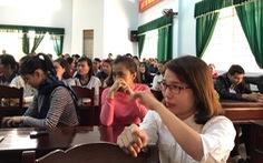 Sớm kết luận vụ lộ đề thi công chức và 500 giáo viên dôi dư