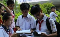 TP.HCM không cộng điểm khuyến khích vào lớp 10