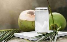 Những công dụng từ nước dừa