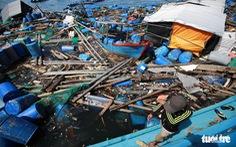 Khánh Hòa đề nghị Chính phủ hỗ trợ thêm cho 2.704 hộ thiệt hại do bão